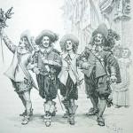 tri-musketyri